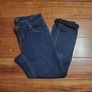 Max Jeans Womens Crop Jeans
